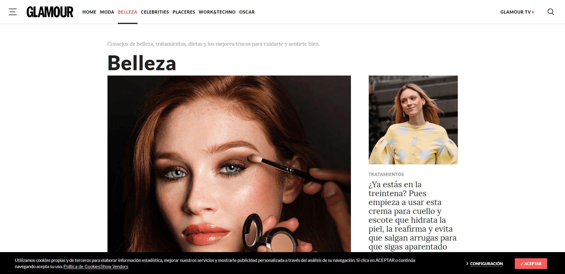 Peluqueria Vigo Sirope 30 Trucos de belleza, consejos y productos para estar más bella
