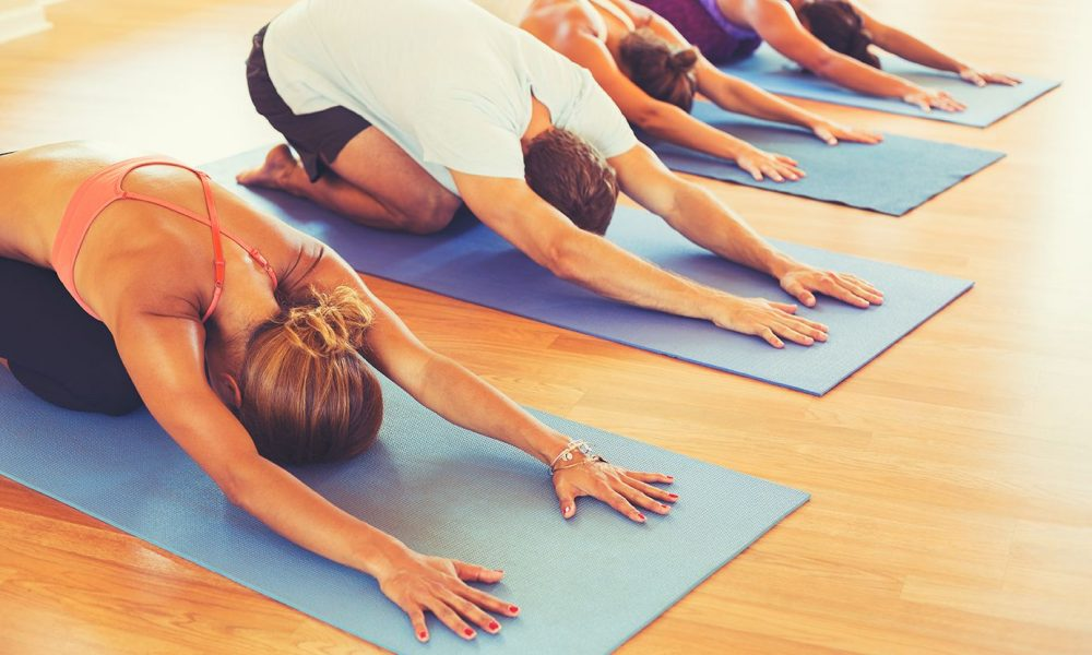Yoga Pilates Vigo Sirope